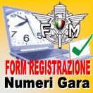 FormREGISTRAZIONE